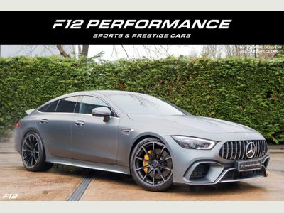Mercedes-Benz AMG GT Coupe 4.0 63 V8 BiTurbo S (Premium Plus) SpdS MCT 4MATIC+ (s/s) 4dr