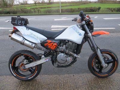 CCM R30 Super Moto 644 M Roadbike