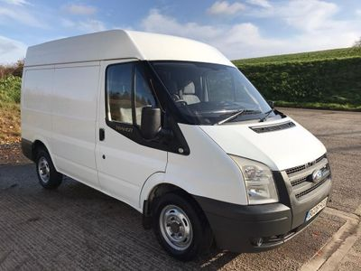 Ford Transit Panel Van 2.2 TDCi 260 S Medium Roof Van Duratorq 3dr (SWB)