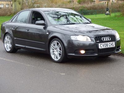 Audi A4 Saloon 2.0 TFSI S line Special Edition 4dr