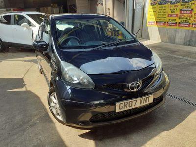 Toyota AYGO Hatchback 1.0 VVT-i Black 3dr