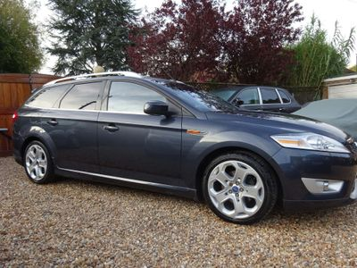 Ford Mondeo Estate 2.0 EcoBoost Titanium X Sport Powershift 5dr