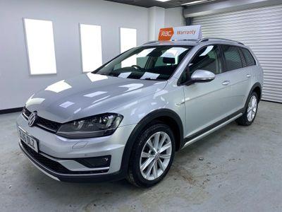 Volkswagen Golf Estate 2.0 TDI BlueMotion Tech Alltrack 4MOTION (s/s) 5dr