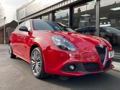Alfa Romeo Giulietta Hatchback 1.4 TB MultiAir Super (s/s) 5dr