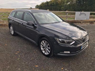 Volkswagen Passat Estate 2.0 TDI BlueMotion Tech SE (s/s) 5dr