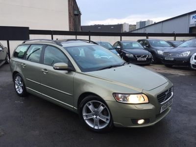 Volvo V50 Estate 2.0 SE 5dr
