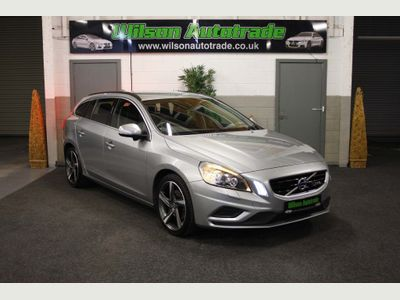 Volvo V60 Estate 2.0 D3 R-Design Lux 5dr