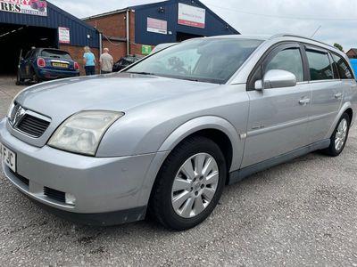 Vauxhall Vectra Estate 2.0 DTi 16v Elegance 5dr