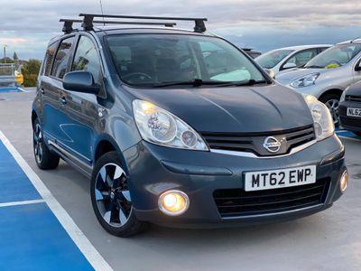 Nissan Note Hatchback 1.6 16v n-tec+ 5dr