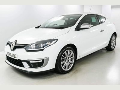Renault Megane Coupe 1.6 dCi ENERGY GT Line Nav (s/s) 3dr