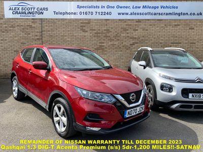 Nissan Qashqai SUV 1.3 DIG-T Acenta Premium (s/s) 5dr