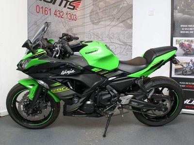 Kawasaki Ninja 650 Super Sports 650 ABS (KRT Edition)