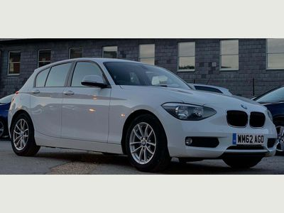 BMW 1 Series Hatchback 1.6 116d ED EfficientDynamics Sports Hatch 5dr