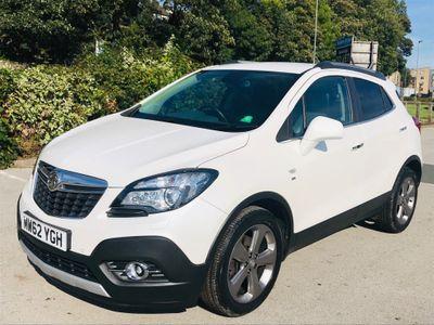 Vauxhall Mokka SUV 1.6 SE 2WD (s/s) 5dr