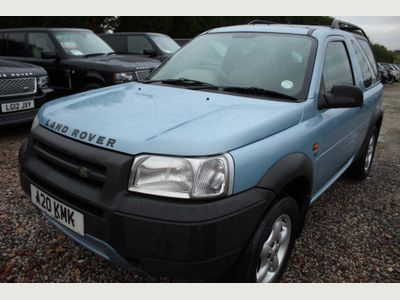 Land Rover Freelander SUV 1.8 ES Hard Top 3dr