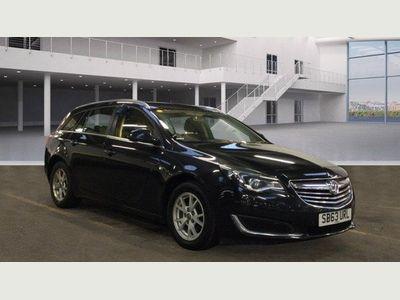 Vauxhall Insignia Estate 2.0 CDTi ecoFLEX Design Nav Sport Tourer (s/s) 5dr
