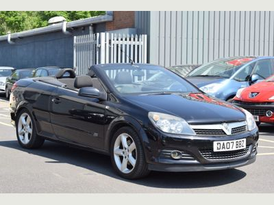 Vauxhall Astra Convertible 1.9 CDTi Sport Twin Top 2dr