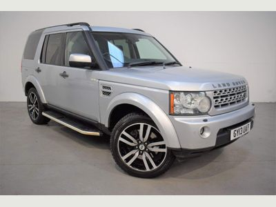 Land Rover Discovery 4 SUV 3.0 SD V6 HSE Luxury 5dr