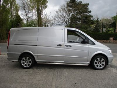Mercedes-Benz Vito Panel Van 2.1 116CDI Sport Long Panel Van 5dr (EU5)