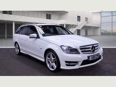 Mercedes-Benz C Class Estate 3.0 C350 CDI BlueEFFICIENCY Sport G-Tronic 5dr