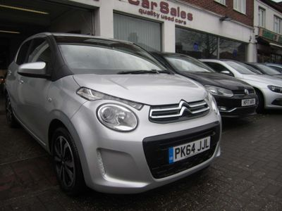 Citroen C1 Hatchback 1.0 VTi Flair ETG5 5dr (EU5)