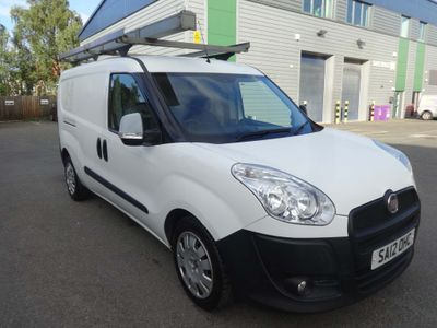 FIAT DOBLO Temperature Controlled 1.3 JTD MultiJet 16v SX Refrigerated Van 4dr