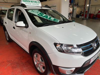 Dacia Sandero Stepway Hatchback 1.5 dCi Laureate Stepway 5dr