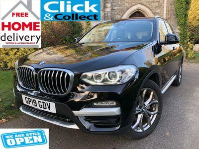 BMW X3 SUV 2.0 20i xLine Auto xDrive (s/s) 5dr