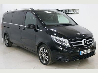 Mercedes-Benz V Class MPV 2.2 V250d Sport G-Tronic+ XLWB EU6 (s/s) 5dr 8 Seat XLWB