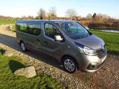Renault Trafic Other 1.6 dCi ENERGY 29 Sport Nav 5dr (9 Seat)