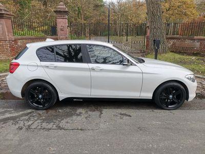 BMW 1 Series Hatchback 2.0 120d Sport Auto xDrive (s/s) 5dr
