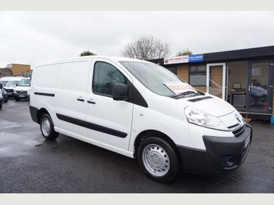Toyota ProAce Panel Van 2.0 HDi 1200 L2H1 5dr