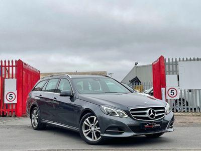 Mercedes-Benz E Class Estate 2.1 E250 CDI SE 7G-Tronic Plus 5dr