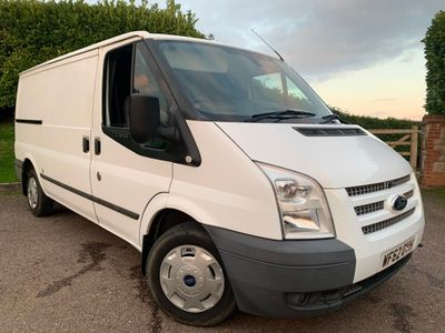 Ford Transit Panel Van 2.2 TDCi 280 M Trend Low Roof Panel Van 5dr Diesel Manual (EU5, MWB) (123 bhp)