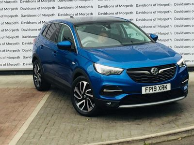 Vauxhall Grandland X SUV 1.5 Turbo D BlueInjection Elite Nav Auto (s/s) 5dr