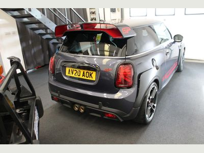 MINI Hatch Hatchback 2.0 John Cooper Works GP Auto (s/s) 3dr