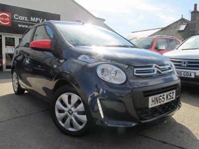 Citroen C1 Convertible 1.2 PureTech Feel Airscape 5dr (EU6)
