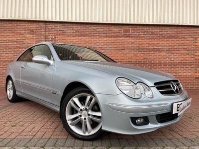 Mercedes-Benz CLK Coupe 1.8 CLK200 Kompressor Avantgarde 2dr