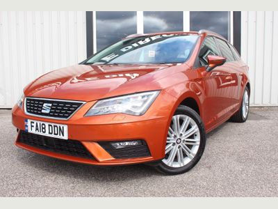 SEAT Leon Estate 1.4 EcoTSI XCELLENCE Technology ST DSG (s/s) 5dr