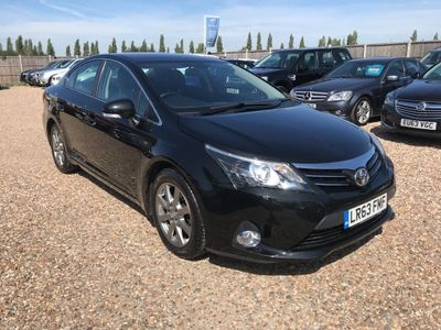 Toyota Avensis Saloon 2.2 D-CAT Icon+ 4dr