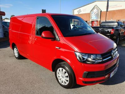 Volkswagen Transporter Panel Van 2.0 TDI T28 BlueMotion Tech Trendline FWD SWB EU6 (s/s) 5dr (Air)