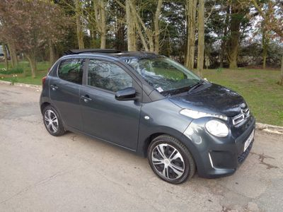 Citroen C1 Convertible 1.2 PureTech Feel Airscape 5dr (EU5)