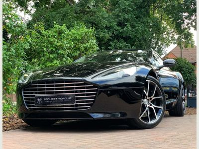 Aston Martin Rapide S Saloon 6.0 V12 S T-TronicII 4dr