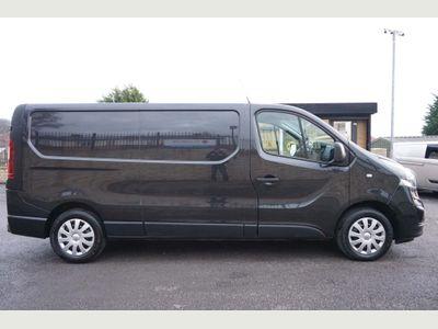 Vauxhall Vivaro Panel Van 1.6 CDTi 2900 BiTurbo ecoTEC Sportive L2 H1 EU6 (s/s) 5dr