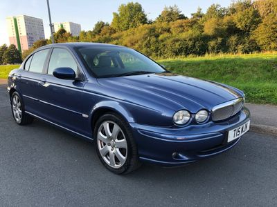 Jaguar X-Type Saloon 2.1 V6 Plus 4dr