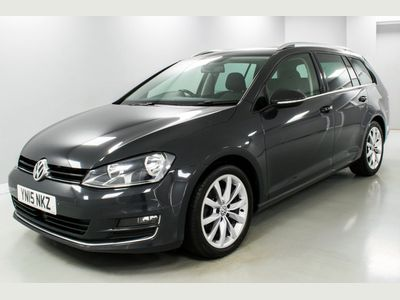 VOLKSWAGEN GOLF Estate 2.0 TDI BlueMotion Tech GT (s/s) 5dr