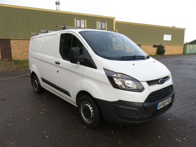 Ford Transit Custom Panel Van 2.2 TDCi ECOnetic 270 L1 H1
