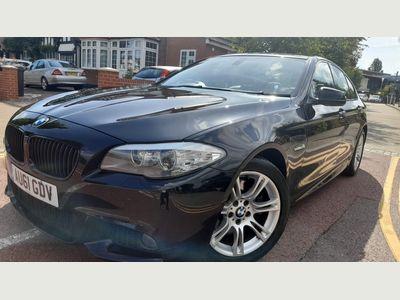 BMW 5 Series Saloon 3.0 528i M Sport 4dr