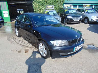 BMW 1 Series Hatchback 2.0 120d SE 3dr