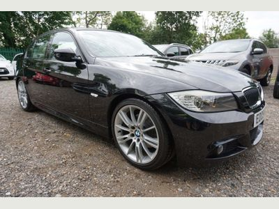 BMW 3 Series Saloon 3.0 325i M Sport 4dr